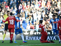 LIVE! Sevilla verliert bei Espanyol - Bilbao vs. Gijon