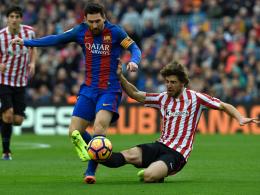 Messi für die Geschichtsbücher - Sevilla nur 0:0