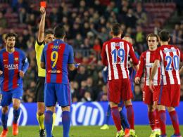Barças Einspruch wegen Suarez - Modrics Comeback?
