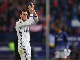 Reals Wochen der Wahrheit - mit Bale?