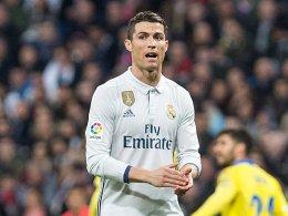 Trotz Ronaldo-Doppelpack - Real verliert Spitze