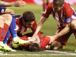 Torres nach dem K.-o.: