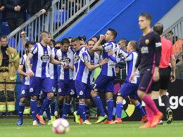 Bauchlandung nach PSG-Gala: Barça verliert bei Depor!