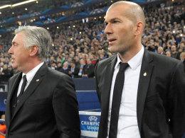 Zidane lacht über warme Kugeln - Ist Oblak der Beste?