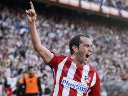 Sevilla lädt Atletico ein - Barcelona dankt Messi