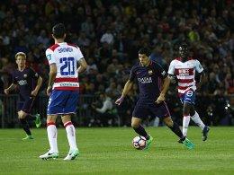 Barcelona fährt ein mühevolles 4:1 ein