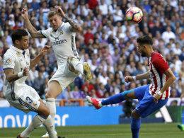 Griezmann schockt Real - Barça patzt in Malaga