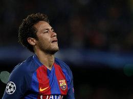 Vor dem Clasico: Neymar-Einspruch abgewiesen