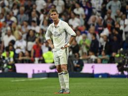 Ronaldo rüffelt Mitspieler - Barças Schützenfest?