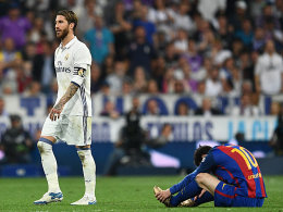 Attacke gegen Messi: Ramos erhält Mini-Sperre