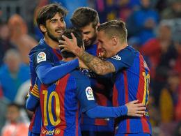 7:1 und 6:2! Barça und Real ziehen groß auf