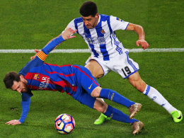 Im LIVE!-Stream: Barcelona vs. Alaves