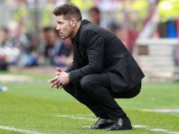Keine Sommer-Verpflichtungen: Transfersperre für Atletico!