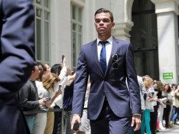 Rüffel für Zidane: Benitez-Fan Pepe verlässt Real
