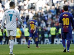 Messi überraschte CR7-Abschied - und ein Neuzugang