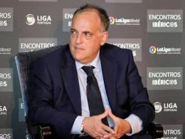 La-Liga-Boss will ecuadorianisches Erstligaspiel in Spanien austragen