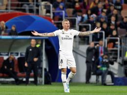 Kroos verliert an Kredit - Neuer Real-Anlauf bei Conte?