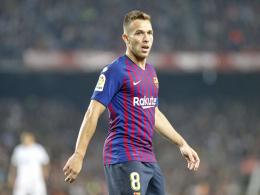 Arthur erinnert schon an Xavi: Pfiffe für Valverde
