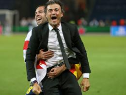 Enrique holt Jordi Alba zurück - Alcacer nicht dabei