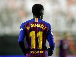 Wie beim BVB: Barça suchte anderthalb Stunden nach Dembelé