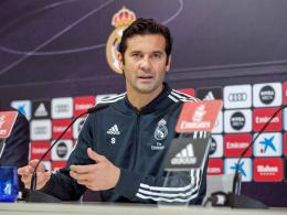 Vertrag bis 2021: Solari ist Reals neuer Cheftrainer