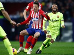 Barça verliert im Topspiel Rafinha und Sergi Roberto
