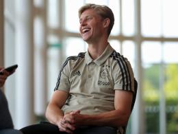 Strahlender Stratege: Was kann Frenkie de Jong?