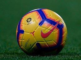 Spanische Liga sperrt Reus für drei Jahre