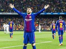 Kann Messi im Clasico beginnen?