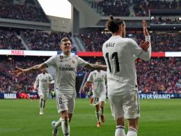 Nach Provokation: Bale droht Sperre bis zu zwölf Spielen
