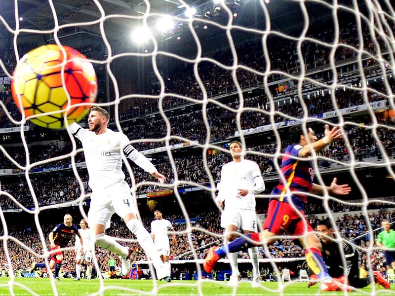 263. Clásico: Barça führt Real im Bernabeu vor