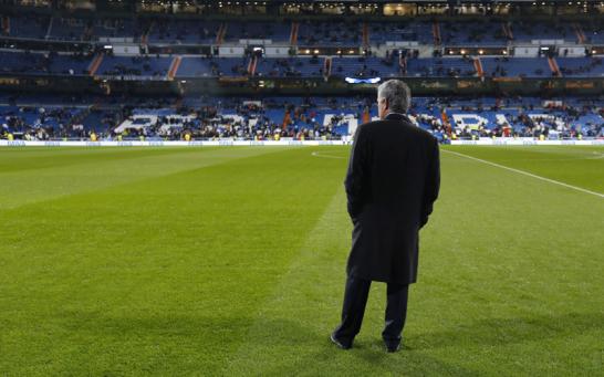 Jos� Mourinho vor dem Spiel am Samstag