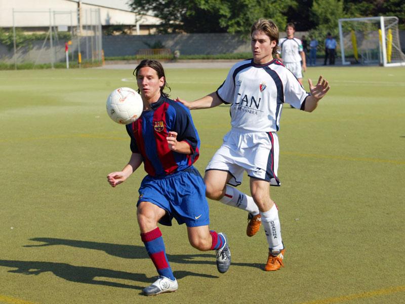 Die Bindung an den FC Barcelona