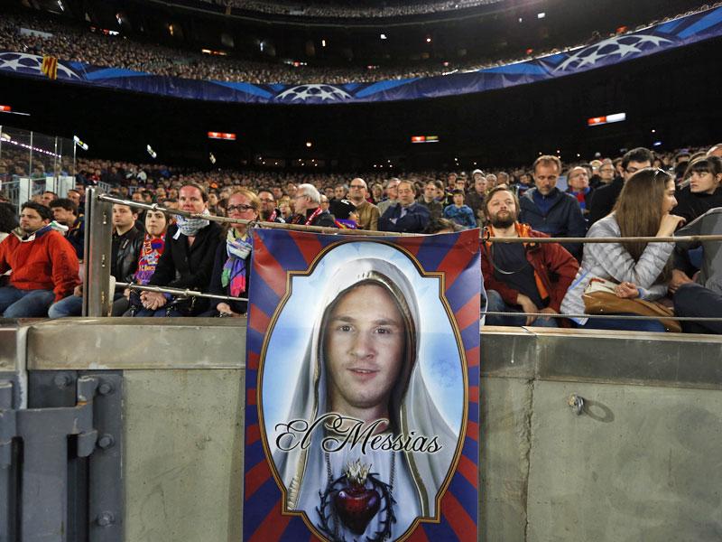 Messi-Fanbild