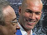 So stellte Real Zidane vor