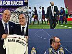 Vom Hof gejagt: Benitez' kurze Glückseligkeit