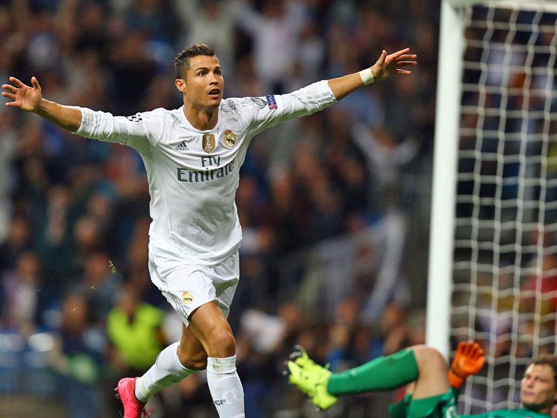 Ronaldos Superjahr 2016: EM-Titel, K�nigsklasse, Torgarant