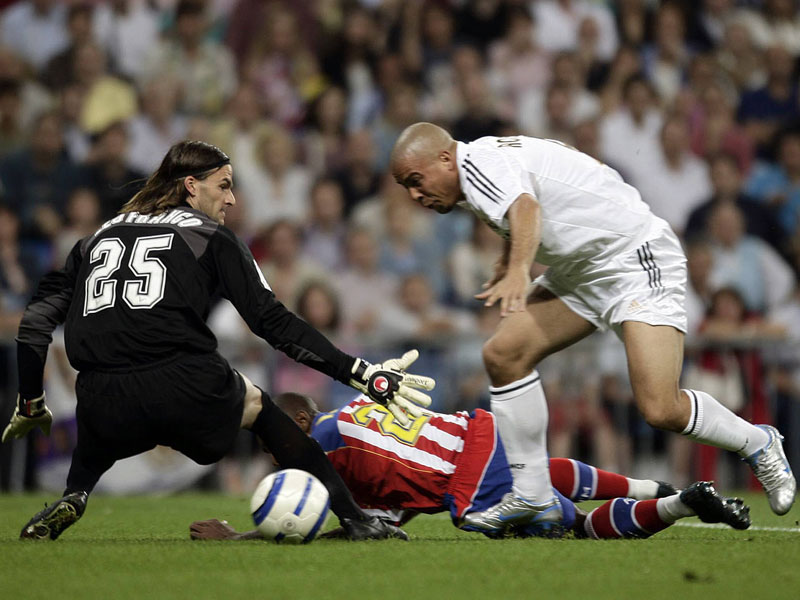 Zwei Ronaldos, ein Deutscher: 10 Fakten zum Derbi Madrileno