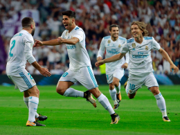 Asensio trifft traumhaft - Real gewinnt Supercopa