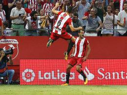Atletico-Comeback nach 0:2 und Griezmann-Rot