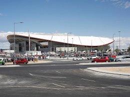Dank Griezmann glückt Atleticos Stadion-Premiere