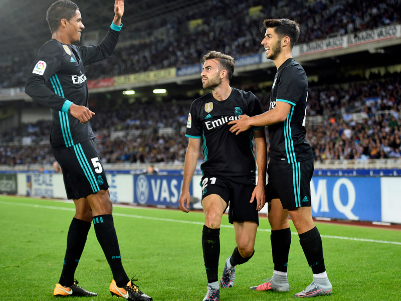 So sehen Sie Real Madrid gegen Betis live im Internet