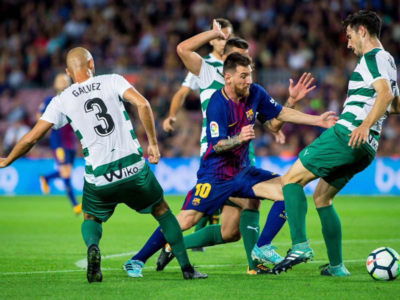 Barça feiert fünften Sieg im fünften Spiel