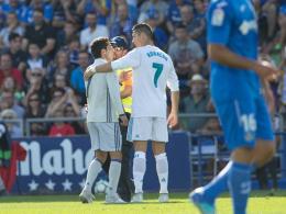 Real: Durchatmen nach Ronaldos Fehlschuss des Jahres