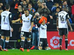 Barça hadert: Tor-Klau, Rodrigos Perücke, Albas Volley