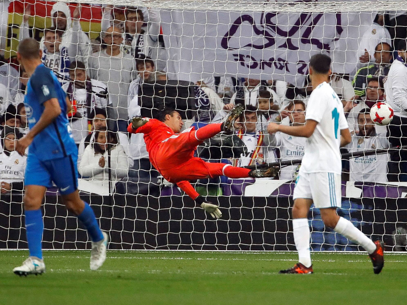 Bale bewahrt Real vor Copa-Blamage