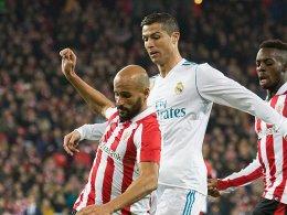 Torlos in Bilbao: Real nutzt Vigos Vorlage nicht