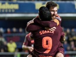 Rot macht Barça wütend: Messis Solo beendet es