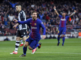 Messi holt Gerd Müller ein - Suarez trifft traumhaft