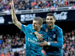 Real nimmt die Hürde Mestalla: Auch Kroos trifft!